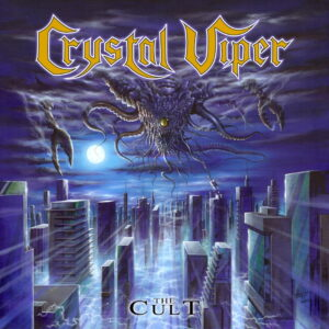 Crystal Viper - The Cult (Cover Artwork)
