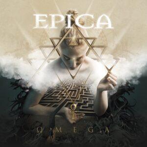 Epica – Omega (Cover Artwork)