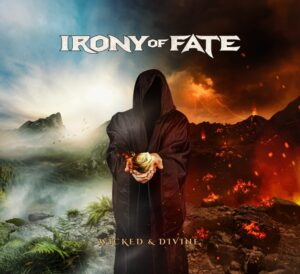 Irony Of Fate – Wicked & Divine (Cover Artwork)