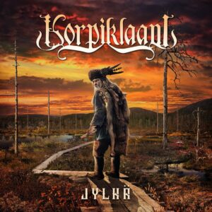 Korpiklaani – Jylhä (Cover Artwork)