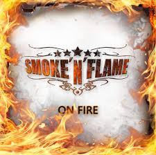 Smoke'n'Flame - On Fire (Cover Artwork)