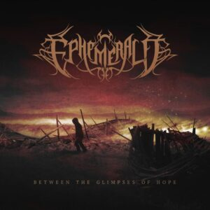 Ephemerald – Between The Glimpses Of Hope (Cover Artwork)