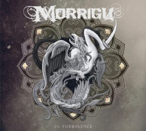 Morrigu – In Turbulence (Cover Artwork)