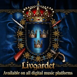 Sabaton - Livgardet (Cover Artwork)