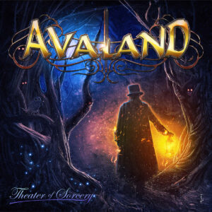 Avaland - Theater Of Sorcery (Cover Artwork)