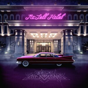 Black Diamonds - No-Tell Hotel (Cover Artwork)