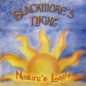Blackmores Night-Natures Light (Cover-Artwork)