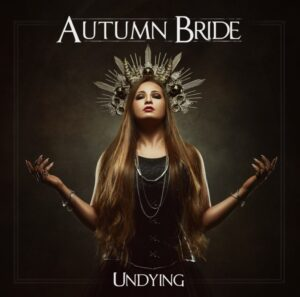 Autumn Bride - Undying (Cover Artwork)