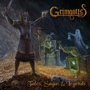 Grimgotts - Tales Sagas Legends (Cover Artwork)