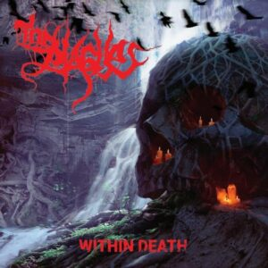 The Plague – Within Death (Cover Artwork)