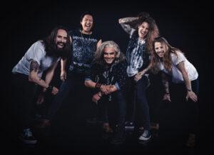 KingZebra - Band - Pressebild