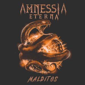 Amnessia Eterna - Malditos (Cover Artwork)