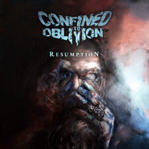 Confined To Oblivion - Resumption (Cover Artwork)