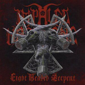 Impaled Nazarene – Eight Headed Serpent (Cover Artwork)