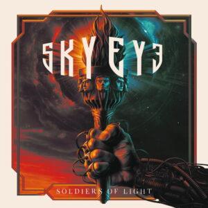 SkyEye - Soldiers Of Light (Cover Artwork)