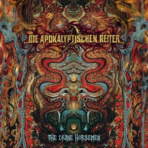 Die Apokalyptischen Reiter - The Divine Horsemen (Cover Artwork)