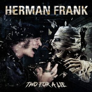 Herman Frank - Two For A Lie (Cover Artwork)