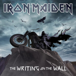 Iron Maiden - The Writings On The Wall (Cover Artwork)