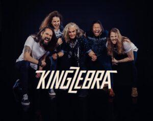 King Zebra (Promo)