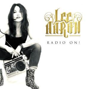 Lee Aaron - Radio On (Cover Artwork)