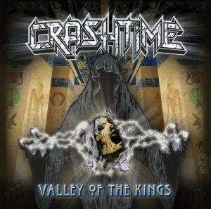 Crashtime – Valley Of The Kings (Cover Artwork)