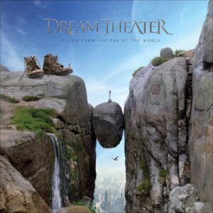 Dream Theater - A View From The Top Of The World (Cover Artwork)