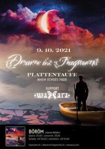 Dreams in Fragments - Böröm Oberentfelden 2021