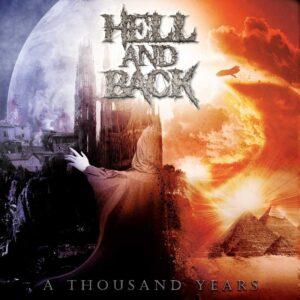 HellAndBack – A Thousand Years (Cover Artwork)