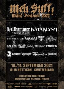 Meh Suff Metal Festival 2022 (Flyer neu)