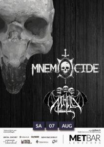 Mnemocide - Met-Bar Lenzburg 2021