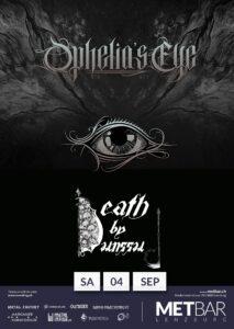 Ophelia's Eye - Met-Bar Lenzburg 2021