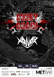Angry Again - Met-Bar 2021