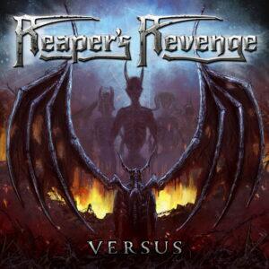 Reaper's Revenge - Versus (Cover Artwork)