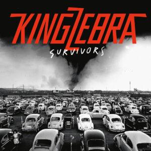 King Zebra - Survivors (Cover Artwork)