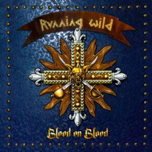 Running Wild - Blood On Blood (Cover Artwork)