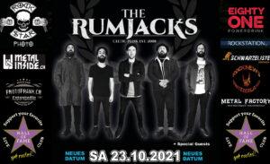 The Rumjacks - Hall of Fame 2021
